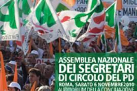 Grande mobilitazione del PD a novembre