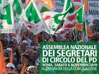 assemblea nazionale pd molinella