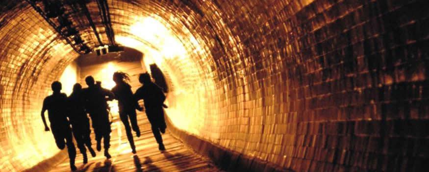 tunnel adolescenti