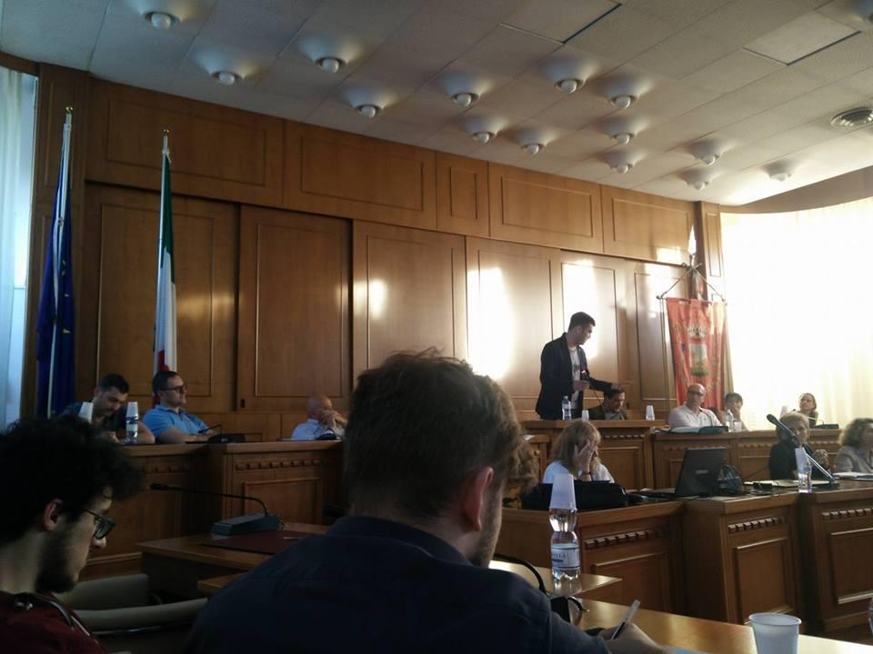 seduta consiglio comunale