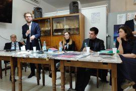 Le sfide del PD: incontro con Luca Lotti