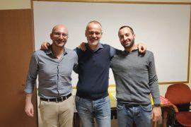 Roberto Paltrinieri è il nuovo Segretario del PD Molinella